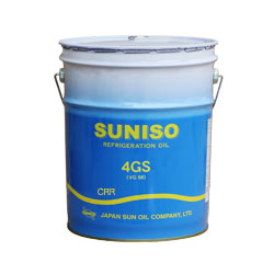 太阳4GS冷冻机油