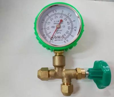 普通家用空调加氟步骤和方法